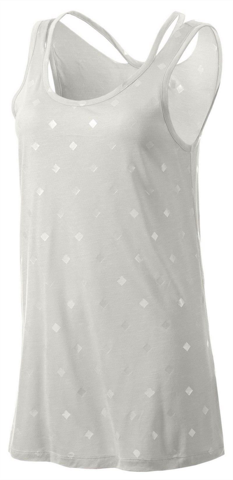 tanktop Adidas w kolorze białym - wiosna/lato 2013