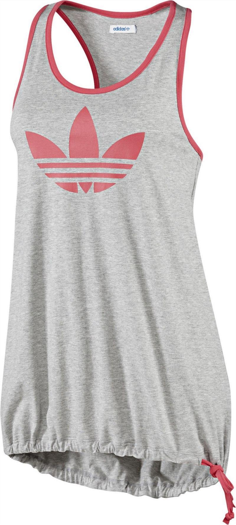 koszulka Adidas w kolorze szarym - wiosna/lato 2013