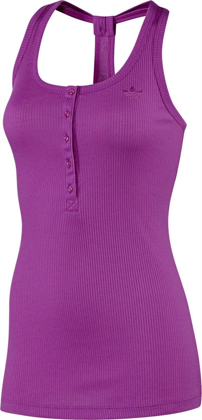 koszulka Adidas w kolorze fioletowym - wiosna/lato 2013