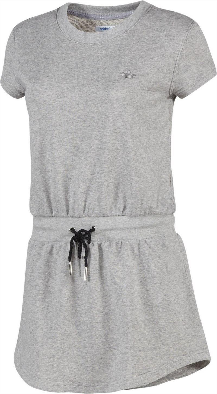 kombinezon Adidas w kolorze szarym - wiosna/lato 2013