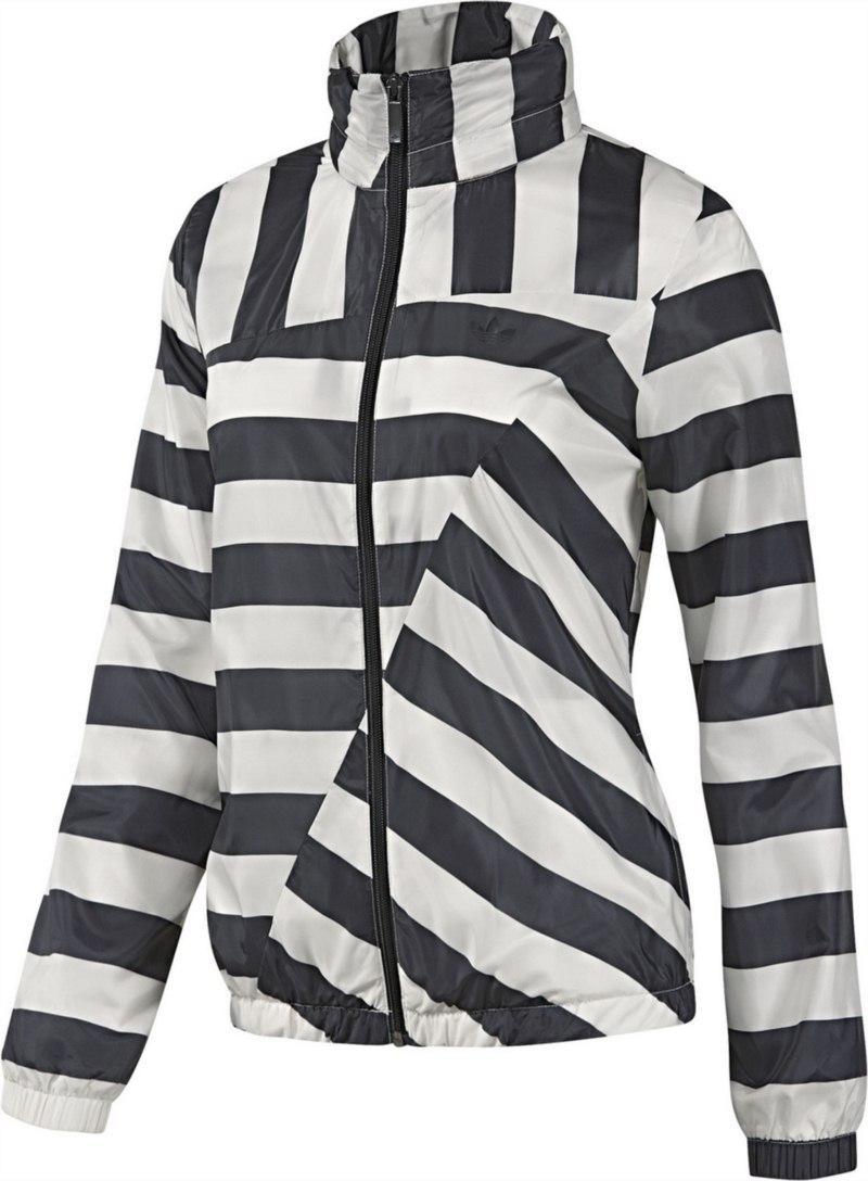 bluza Adidas w paski - wiosna/lato 2013