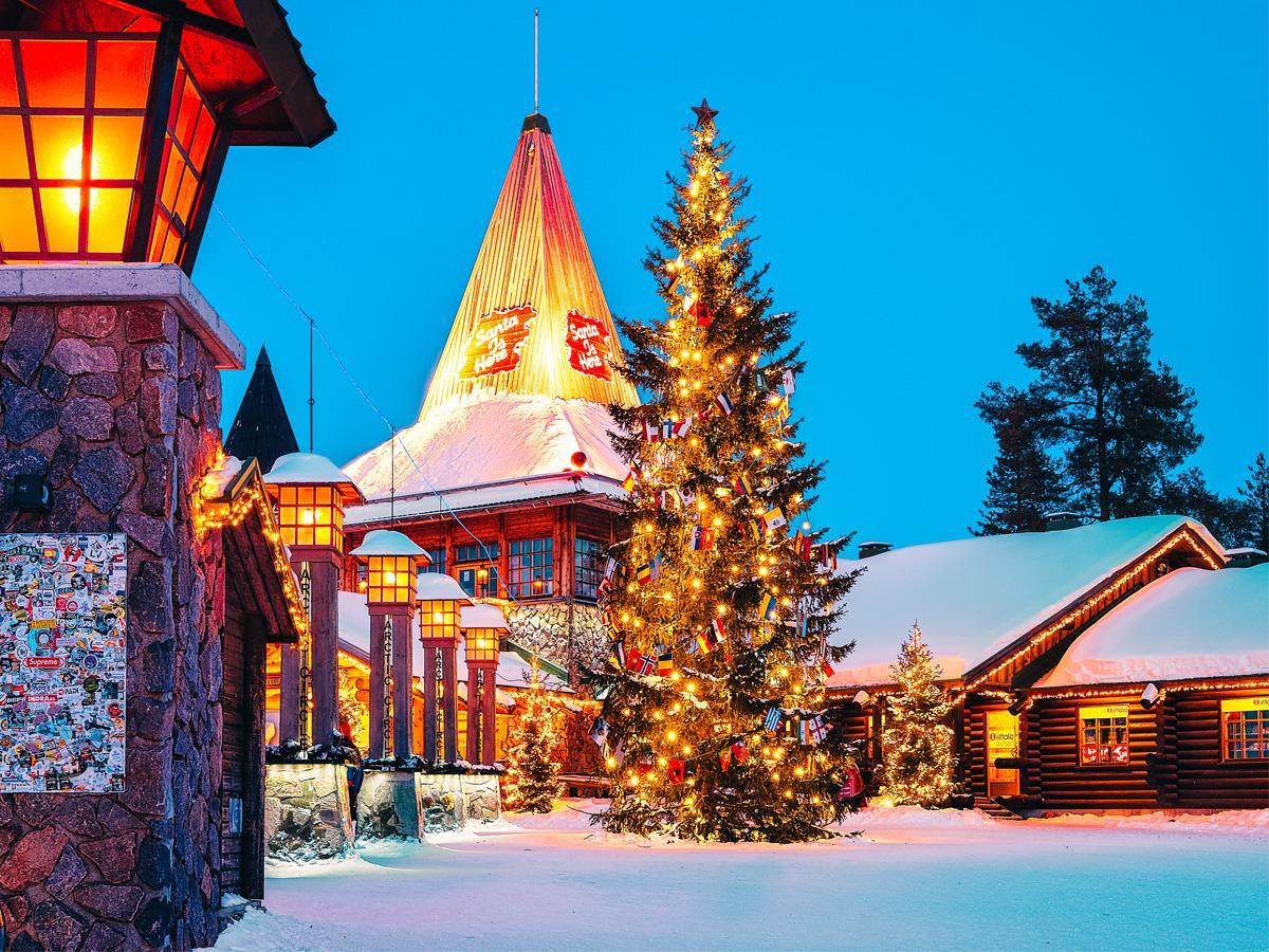 Adres świętego Mikołaja