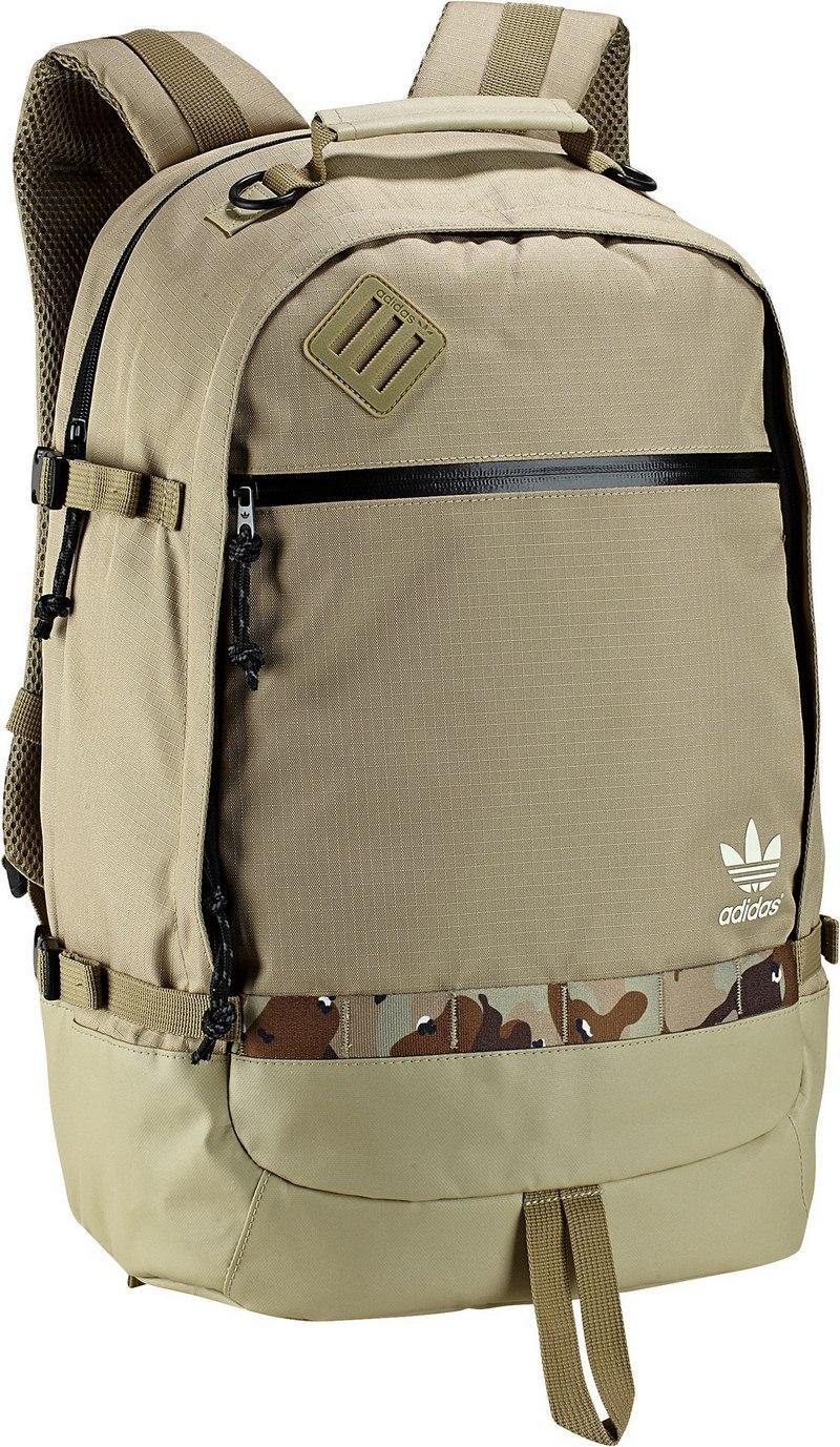 plecak Adidas w kolorze khaki - wiosna/lato 2013