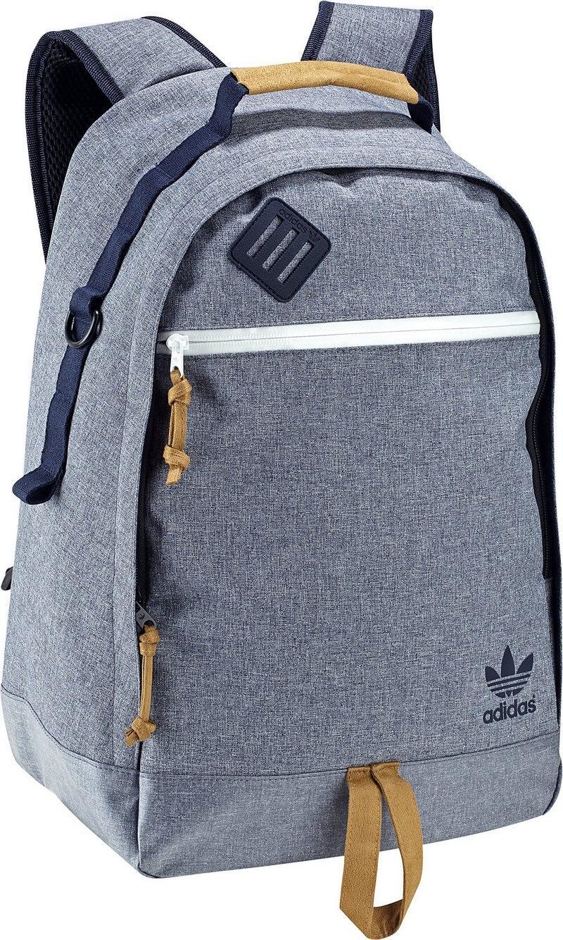 plecak Adidas w kolorze popielatym - kolekcja wiosenno-letnia