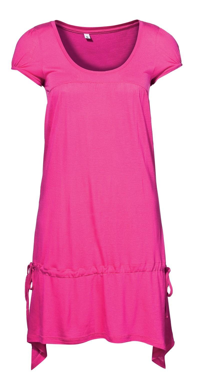 różowa sukienka New Yorker - kolekcja wiosenna