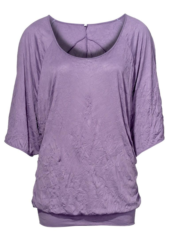 fioletowa bluzka New Yorker - kolekcja wiosenna