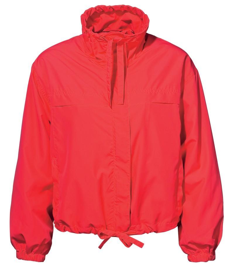 czerwona kurtka New Yorker - kolekcja wiosenna