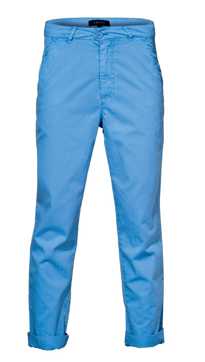 niebieskie spodnie New Yorker - kolekcja wiosenna