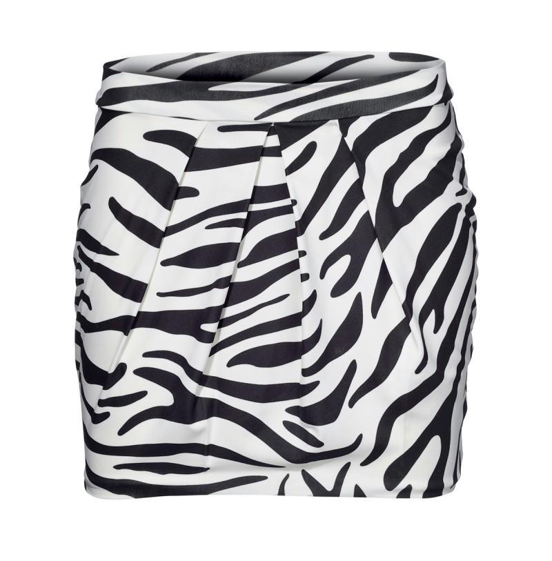 spódnica New Yorker w zebrę - kolekcja wiosenna