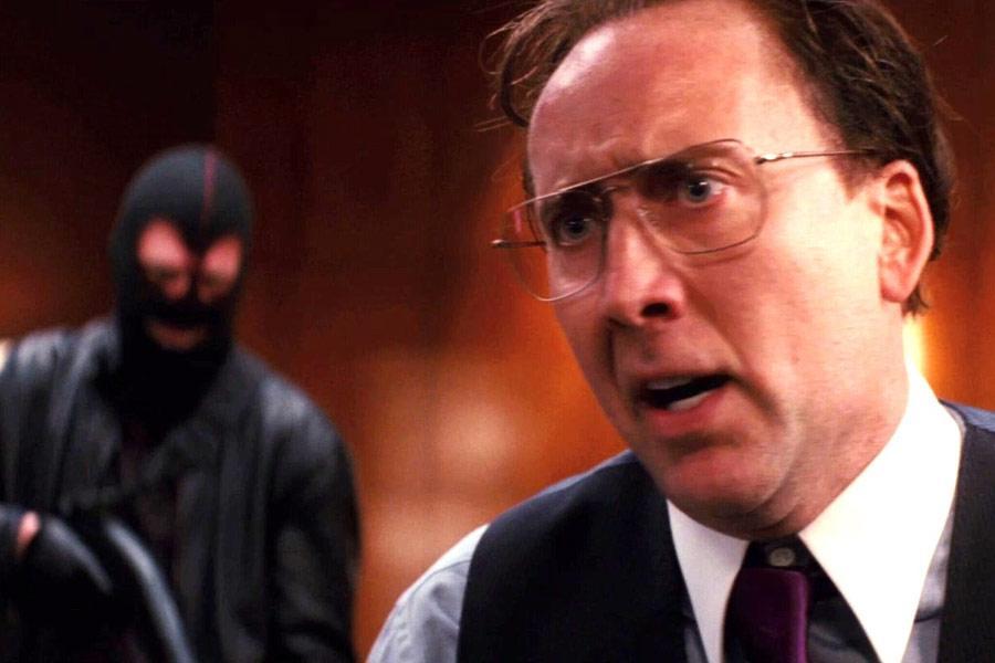 Nicolas Cage - Anatomia strachu