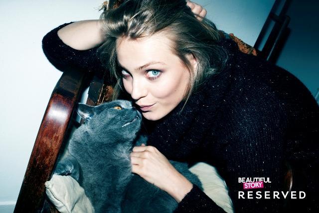 Anna Jagodzińska dla Reserved - kolekcja jesień-zima 2010/2011