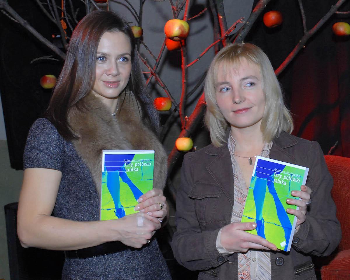 Antonina Kozłowska i Kinga Rusin