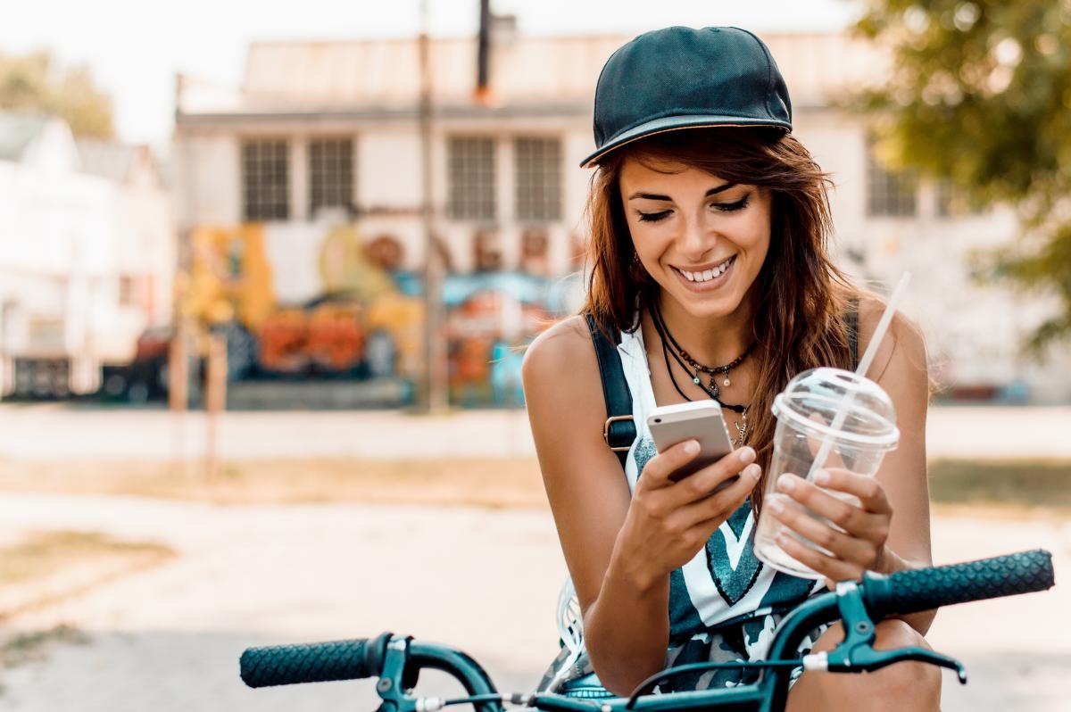 aplikacja rowerowa