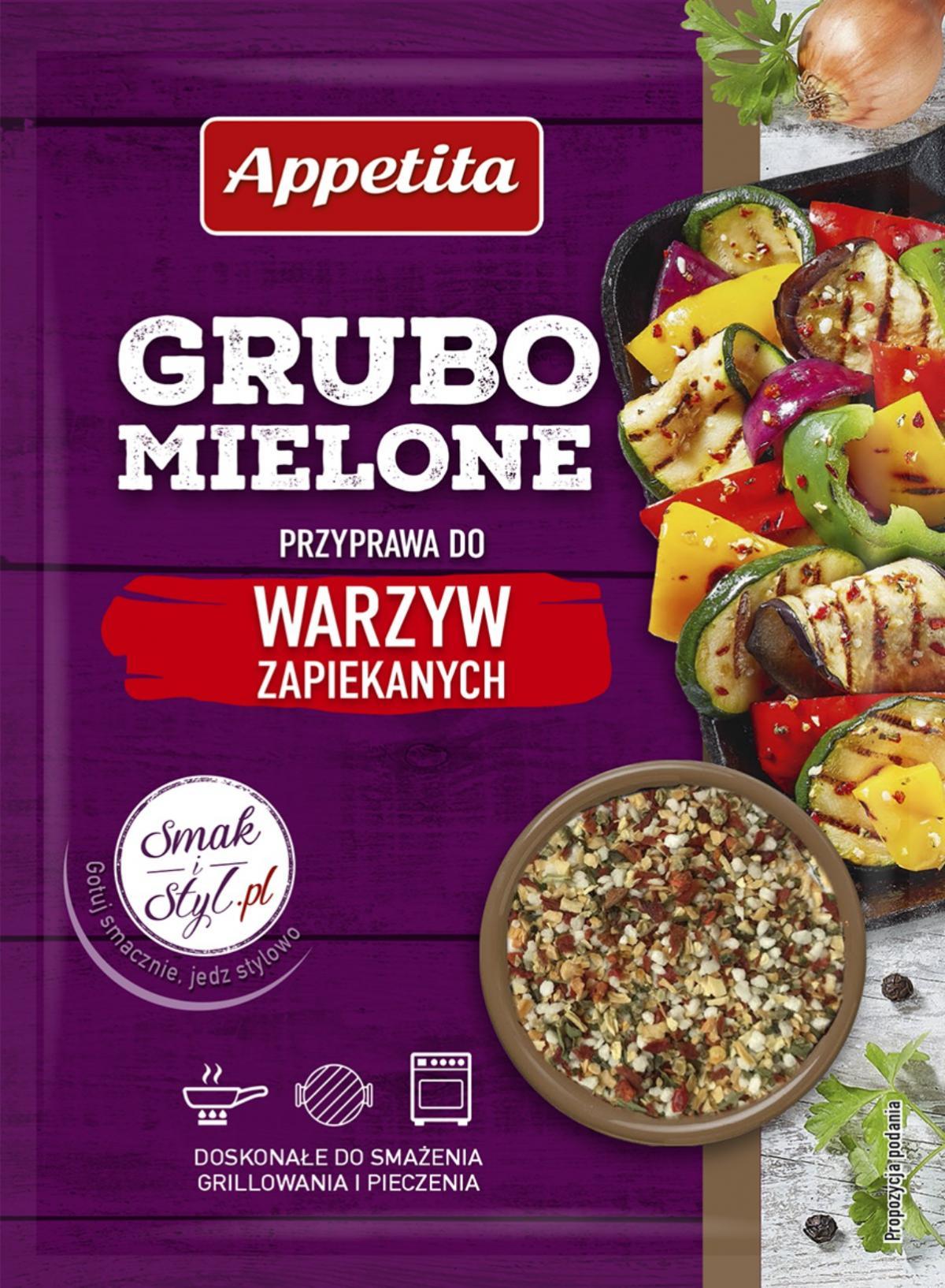 appetita do warzyw