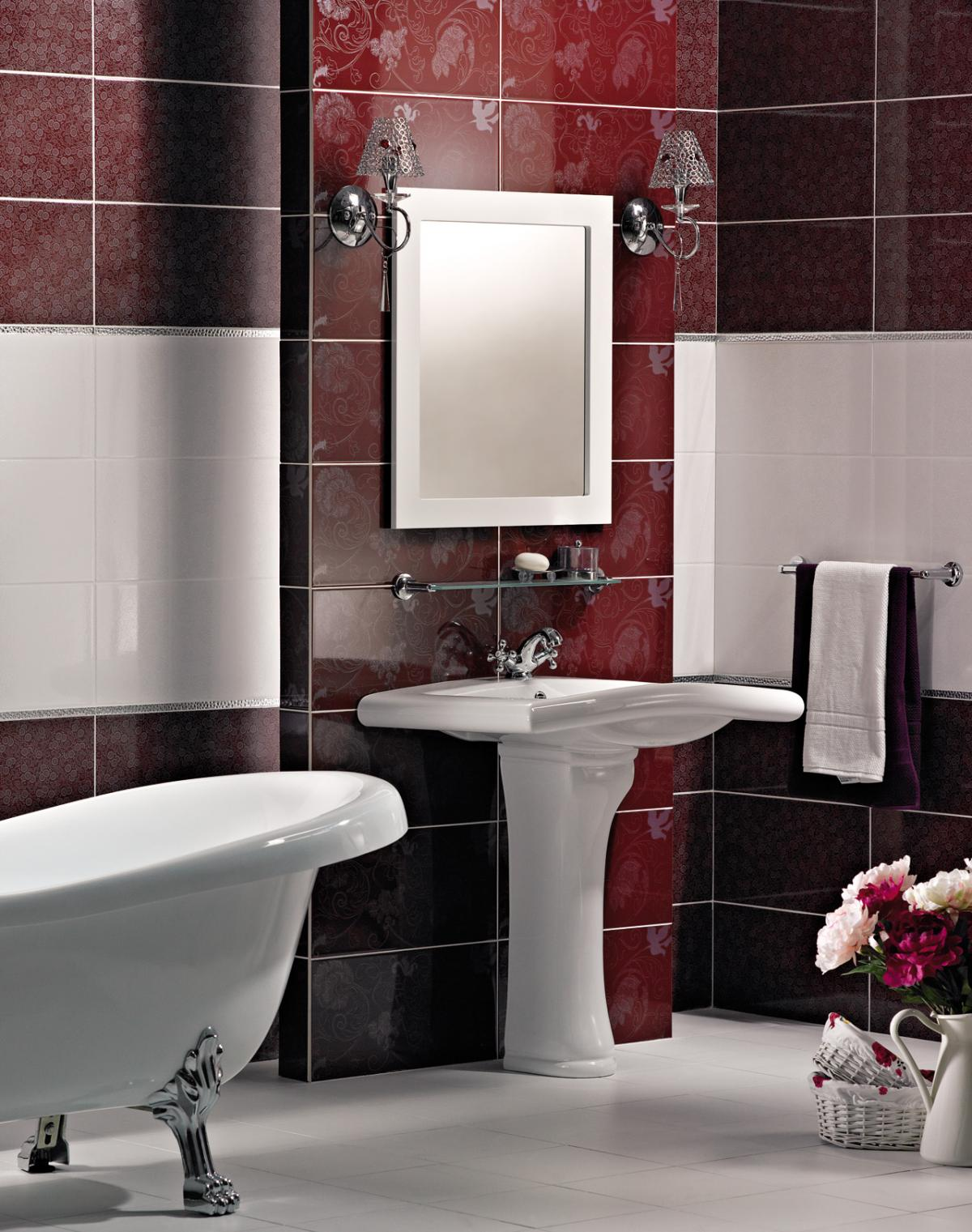 Aranżacje łazienki Castorama 2010 Zdjęcie Aranżacje
