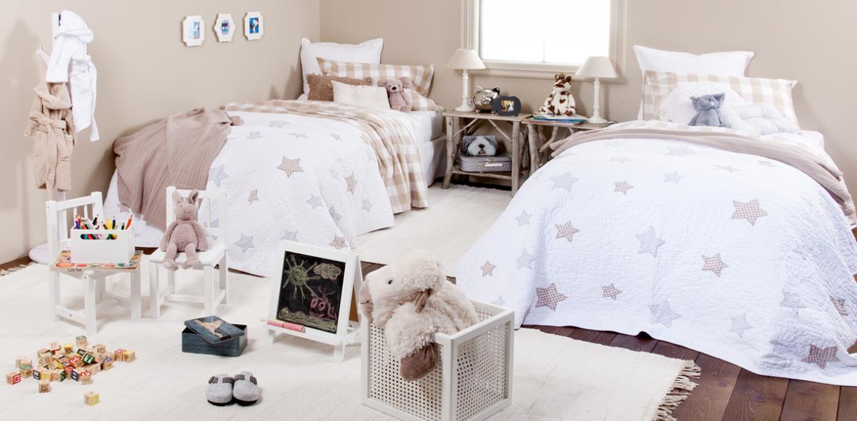 Aranżacje pokoju dziecięcego wedlug Zara Home - Zdjęcie 1