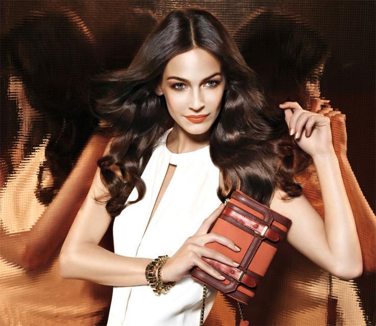 Artdeco Kaviar Gauche,  makijaż - wiosna 2012