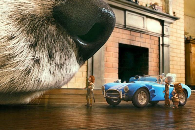Artur i Minimki 3: Dwa światy (Luc Besson) - zdjęcie