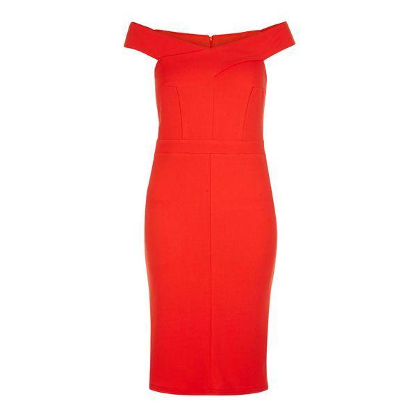 Czerwona sukienka New Look, cena