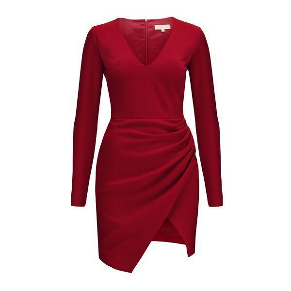 Czerwona sukienka Marlu, cena