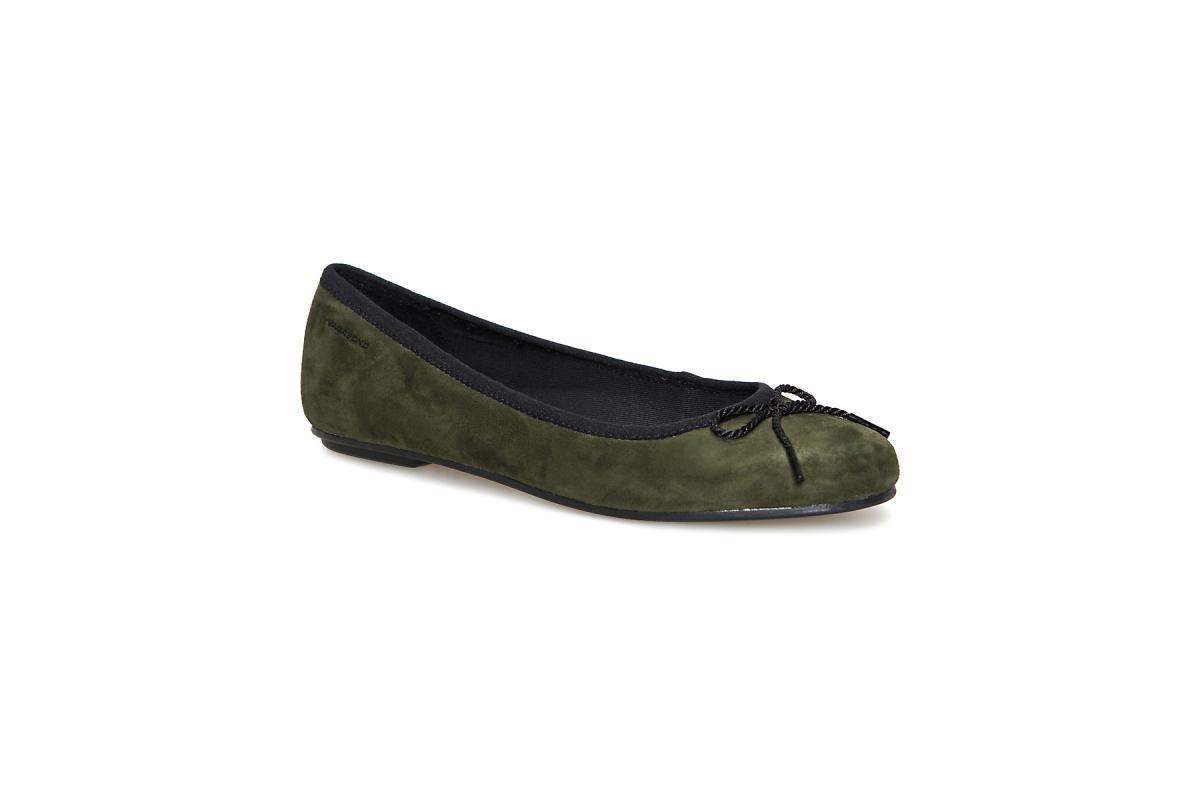 zielone baleriny Vagabond - wiosenna kolekcja