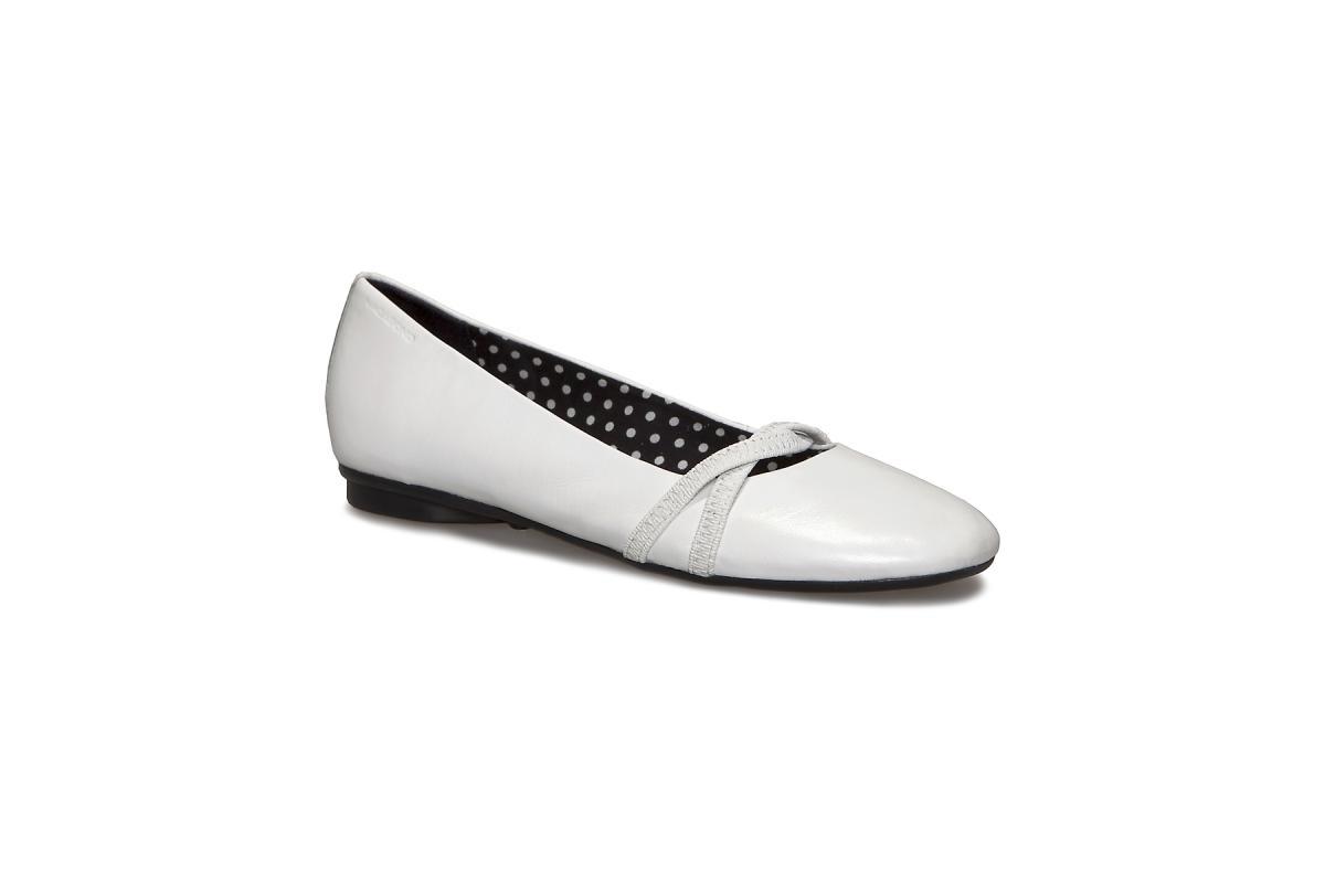 białe baleriny Vagabond - wiosenna kolekcja