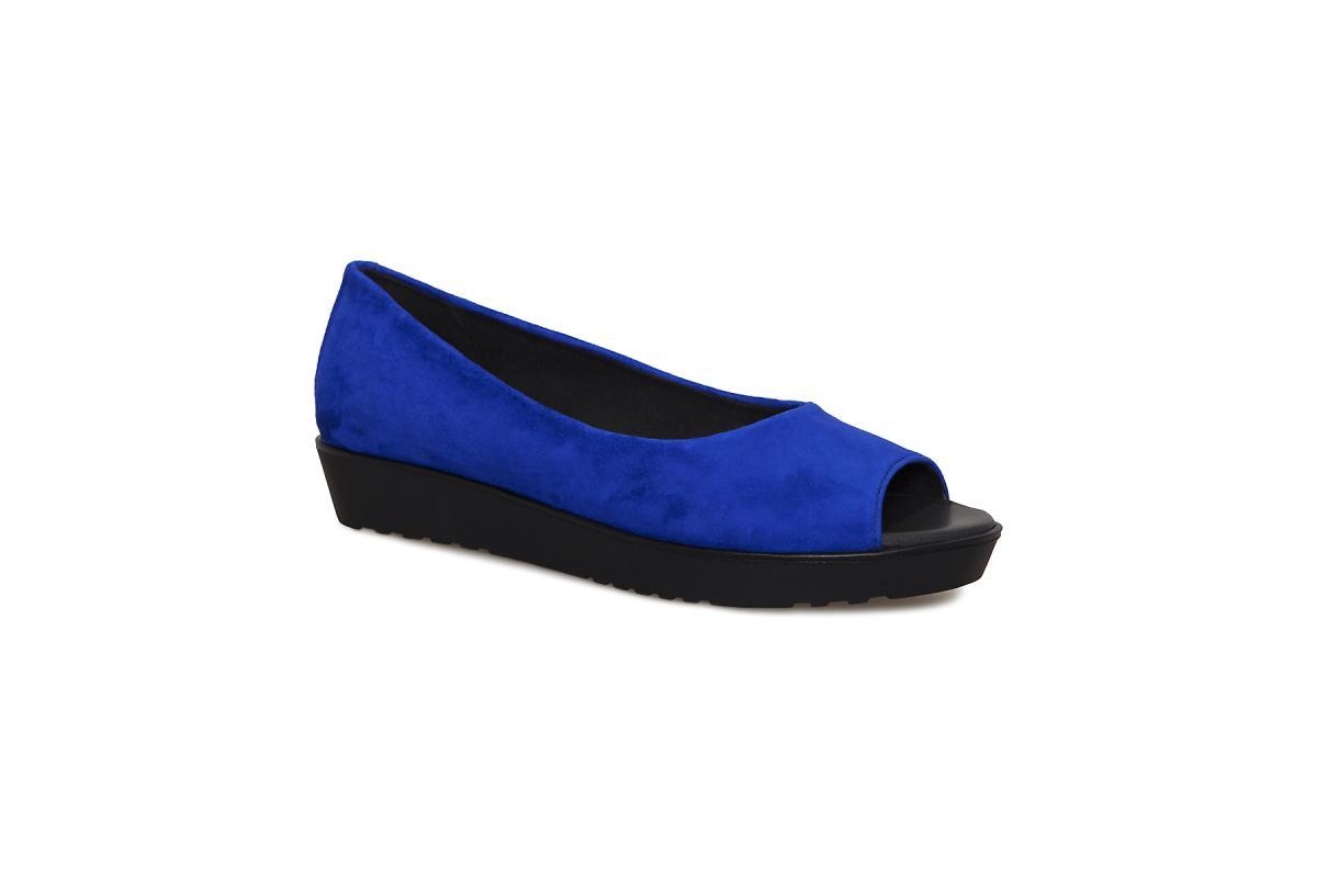 niebieskie baleriny Vagabond - wiosenna kolekcja