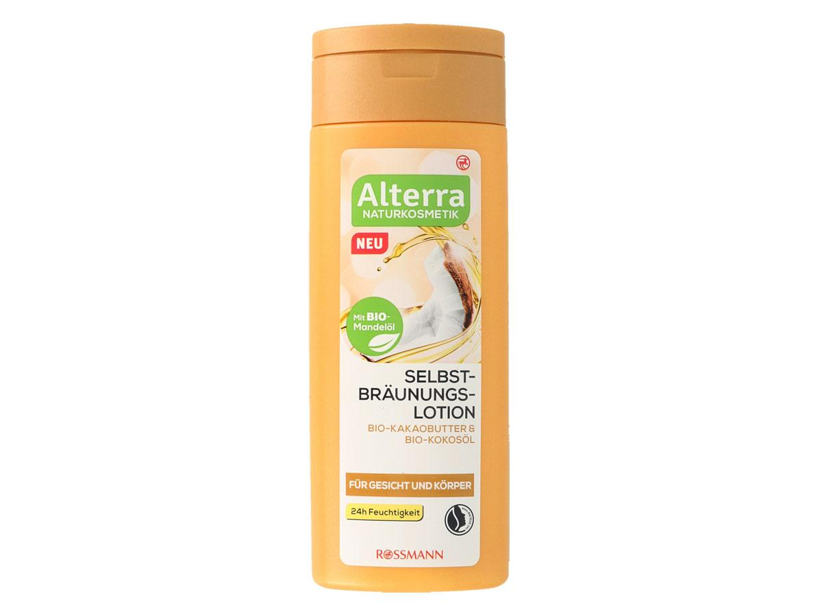 Balsam brązujący Alterra