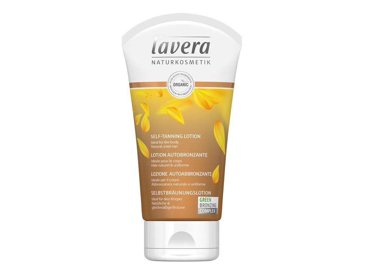 Balsam brązujący Lavera