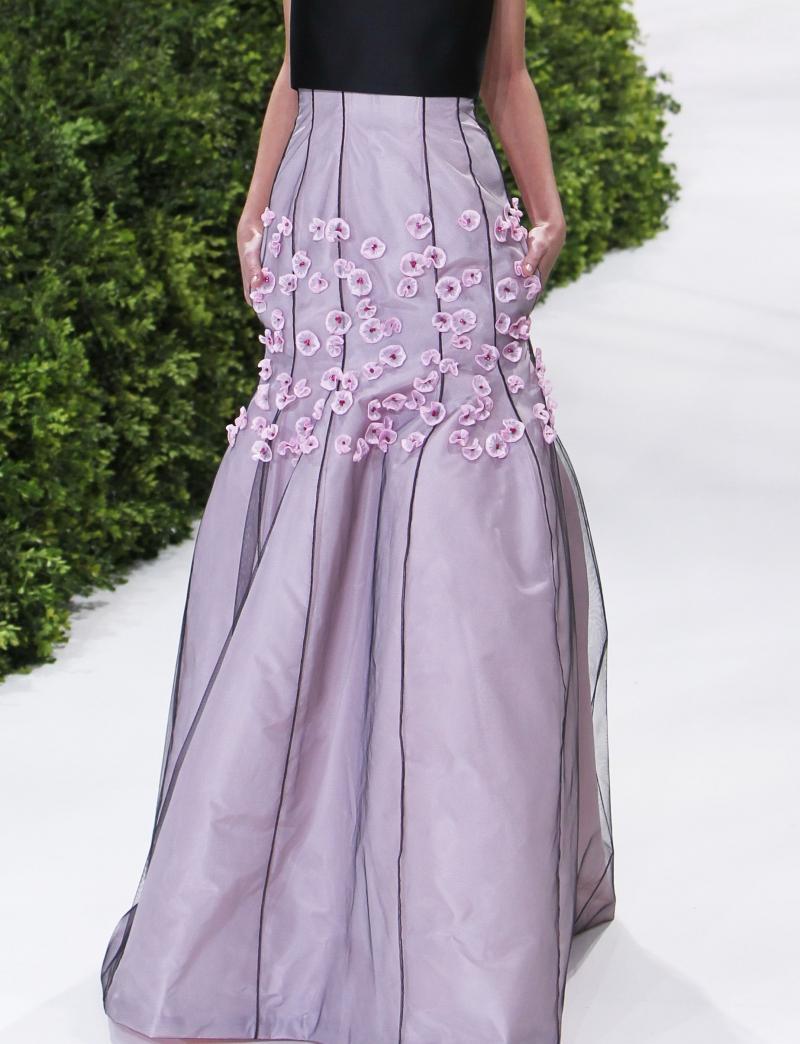 Christian Dior Haute Couture - wiosna 2013