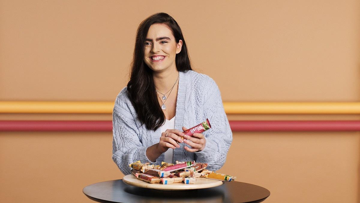 śniadaniowy baton zbożowy Nestle musli z czekoladą i bananami opinie