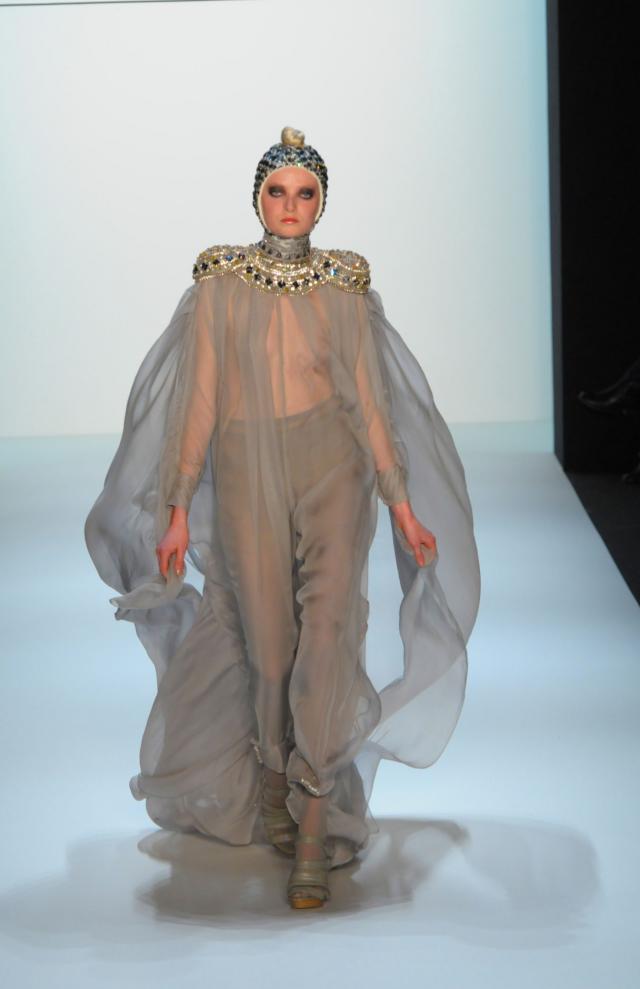 Sam Frenzel, Berlin Fashion Week 2010