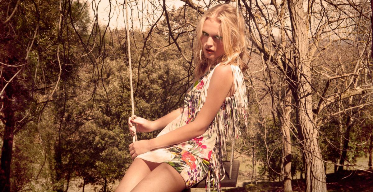 Bershka - lookbook na kwiecień 2013