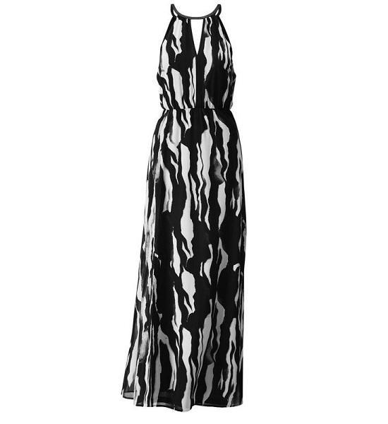 sukienka H&M maxi  - trendy na lato