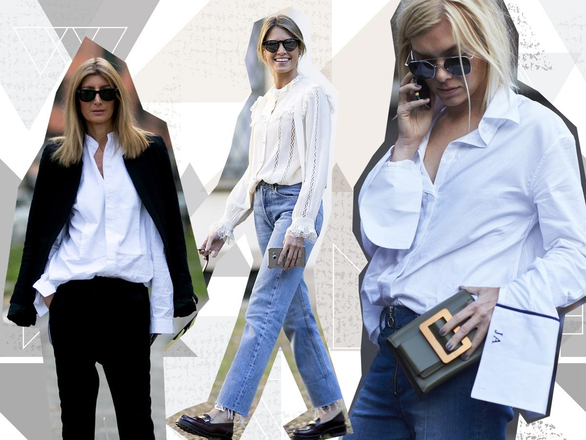 Biała koszula to jeden z podstawowych elementów damskiej garderoby. Jak wybrać idealny model?