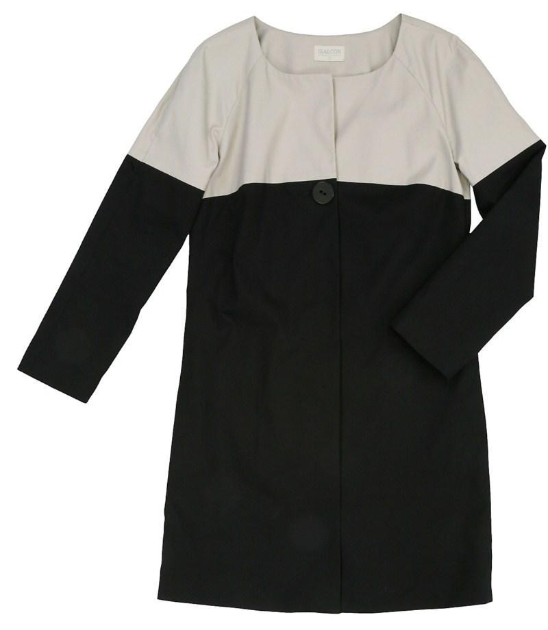 płaszczyk Bialcon - moda wiosna/lato