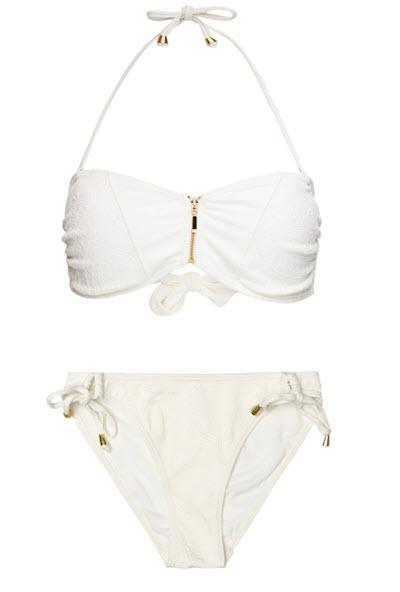 Białe kostiumy kąpielowe - przegląd