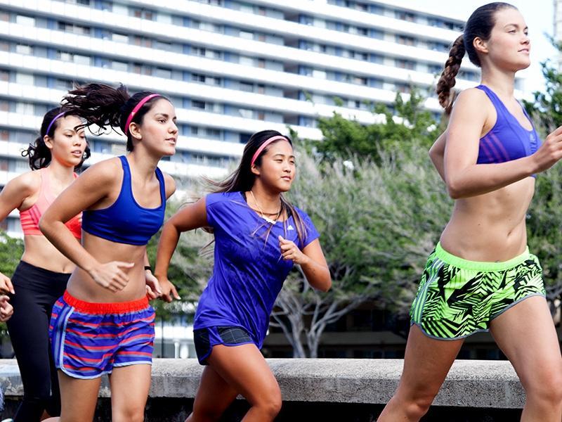 Spodenki Marathon 10 Stronger adidas, cena: 139 zł