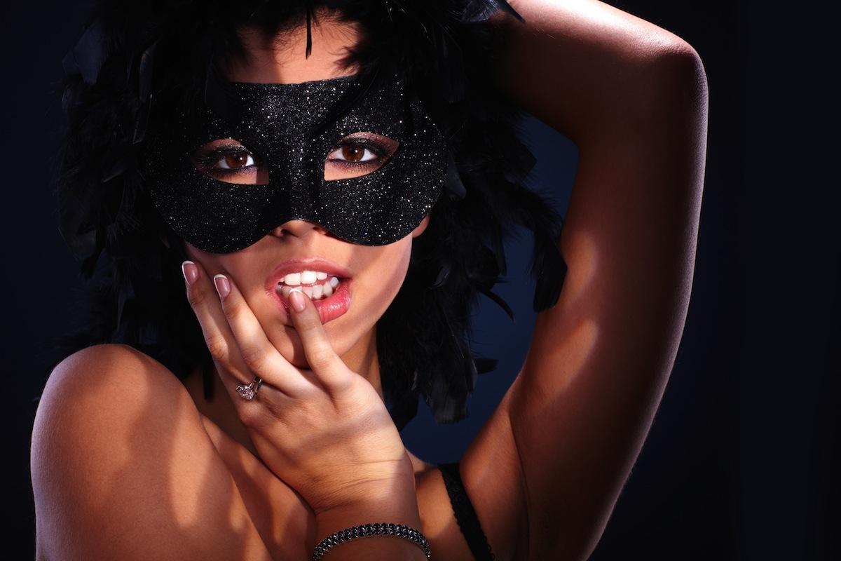 maski erotyczne, bielizna erotyczna, dodatki do seksu