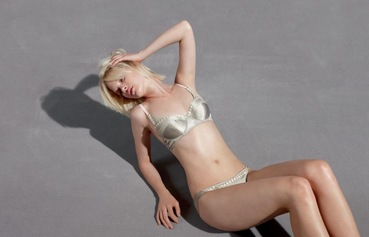 bielizna Stella McCartney - moda 2011