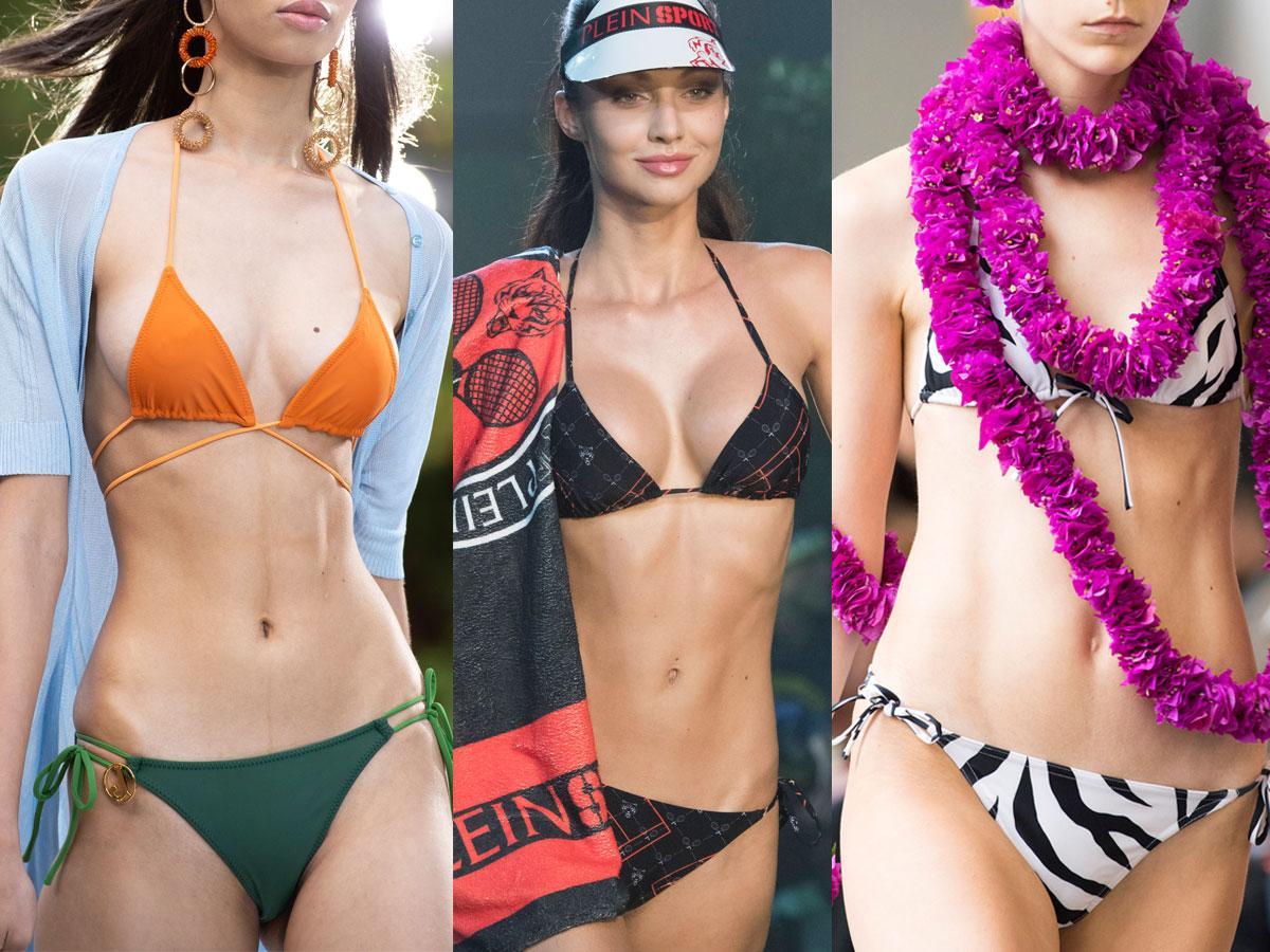 Bikini na lato 2019 - hitowe modele sezonu