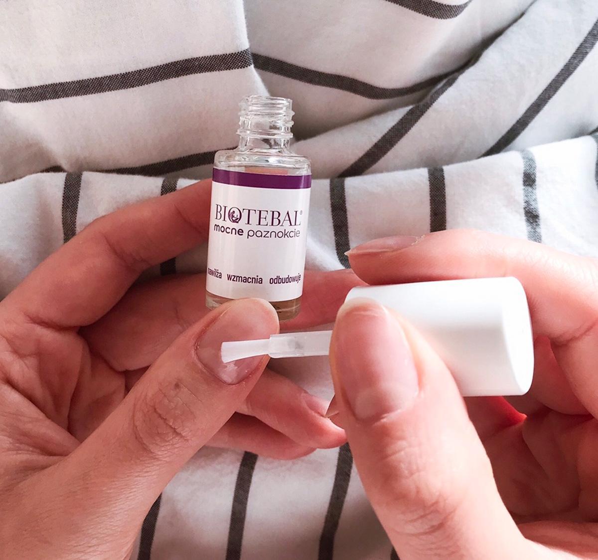 Biotebal - serum do paznokci