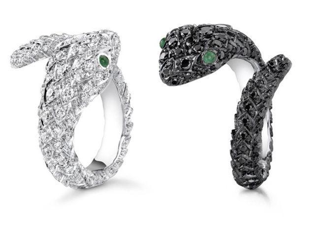 Biżuteria autorstwa Angeliny Jolie i Brada Pitta