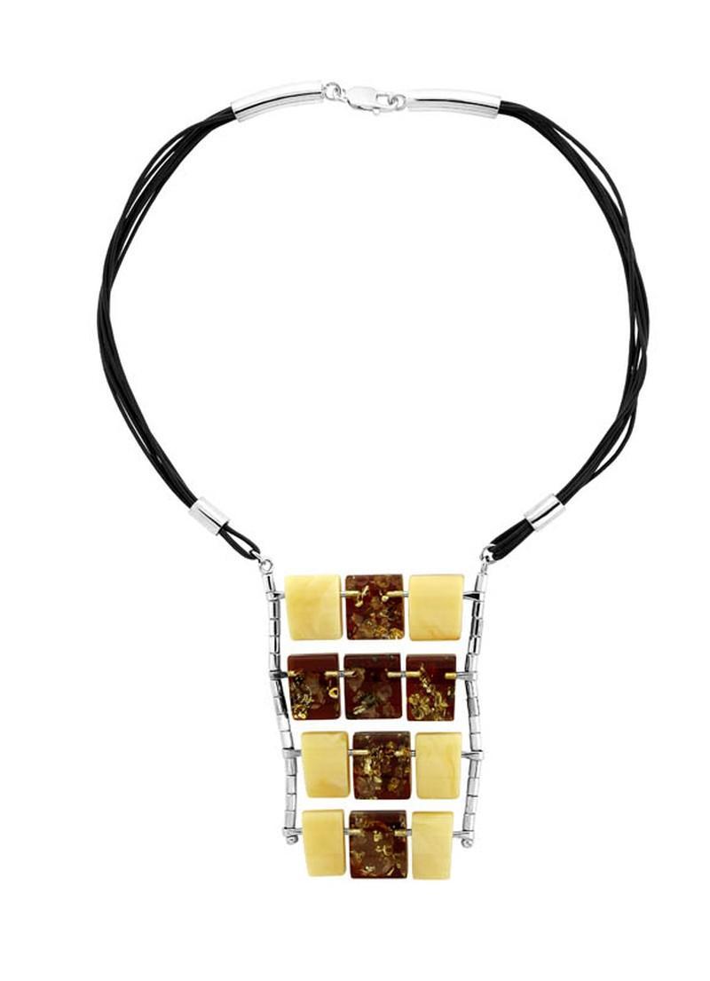 Biżuteria z bursztynami Apart - zdjęcie