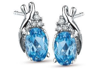 Biżuteria z diamentami od Apart - zdjęcie