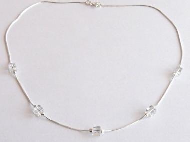 Biżuteria ze srebra z kamieniami ze sklepu Srebrnooka - zdjęcie