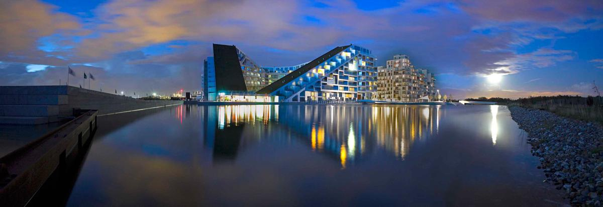 Bjarke Ingels - projekt architekta