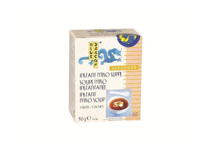 Blue Dragon, zupa miso