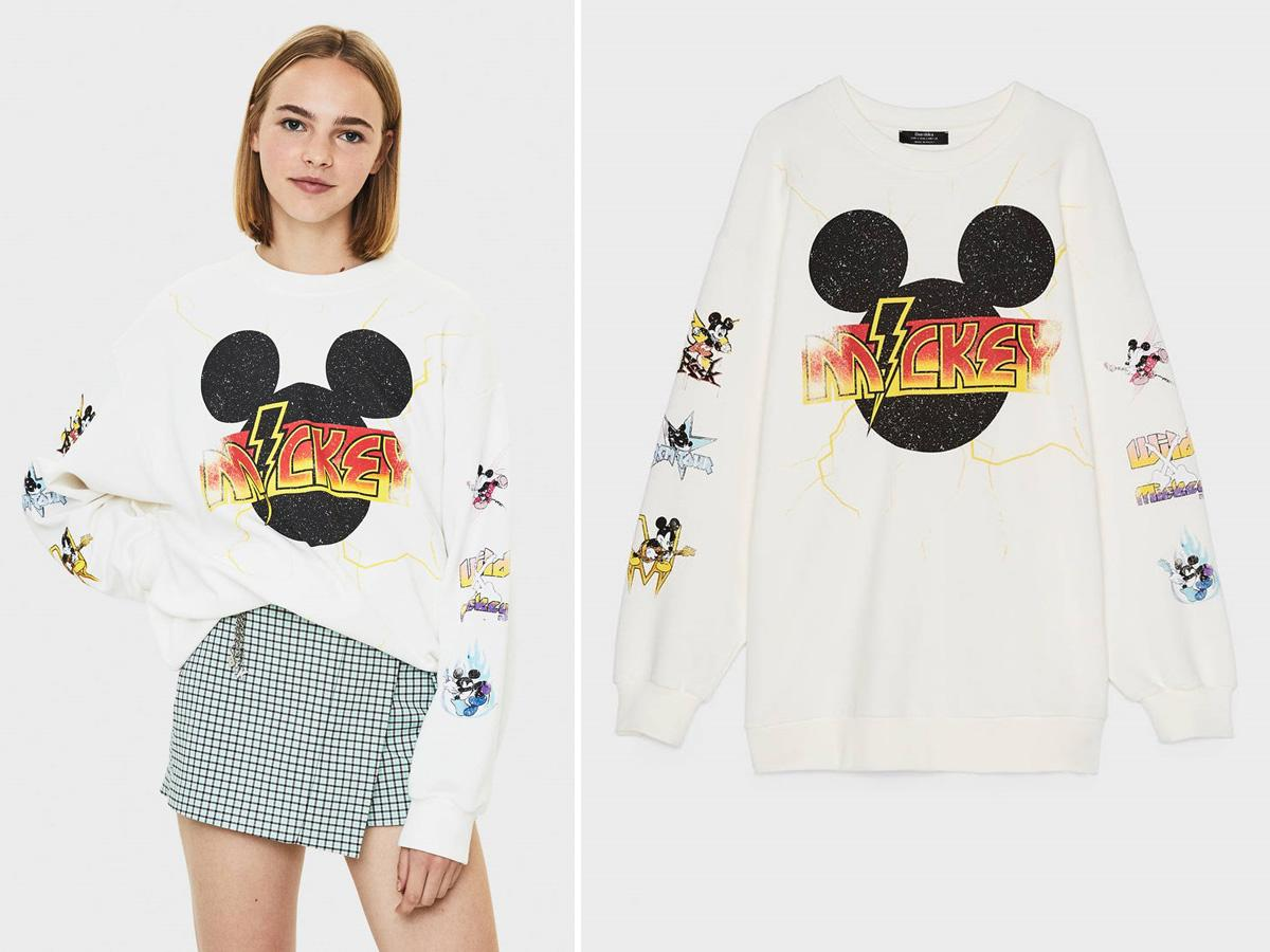 bluza z Myszką Miki z Bershki