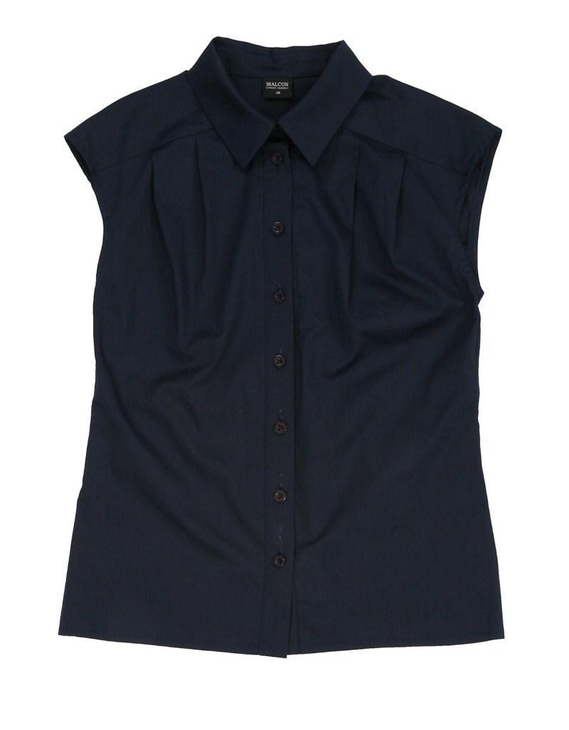 czarna bluzka Bialcon - wiosna/lato 2011